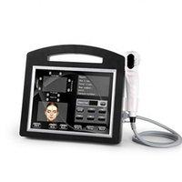 2020 multifunções de alta intensidade Foco de ultrassonografia para remoção de rugas Pele apertando rosto levantamento rápido frete grátis