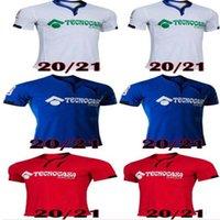 2020 2021 Getafe CF Soccer Teherys Heetafe Home Over 3D 20 21 футбольная мужская рубашка