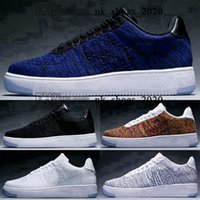 knit vulcanized fly eur force size us trainers one 12 men casual 1 Sneakers 35 shoes air women 5 airforce 2020 new arrival platform 46 af1