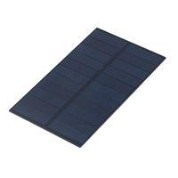 Solar Epoxy Panel polykristallines Silizium Hohe Qualität Solarladegerät Polykristalline Solarpanel Photovoltaik-Panel 137mm * 80mm