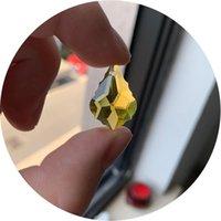 20 adet Avize Boncuk Bölüm Asılı Cam Kristal Prizma Pandent DIY Avize Lambası 20mm Asılı Süs Suncatcher DIY H Bbymgx