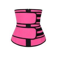 Soutien à la taille Femmes Entraîneur Shaper Shaper Shapeear Contrôle de la bande de mouvement abdominale Baskets de corset de haute qualité