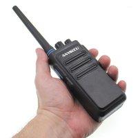 Walkie Talkie عالية الطاقة 12W لمسافات طويلة anysecu AC-628 UHF اللاسلكية إنترفون التناظرية 16ch اتجاهين راديو 1