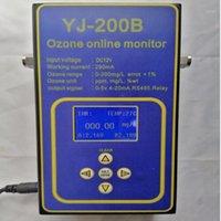 Hava Temizleyicileri 0-200mg / L Yüksek Konsantrasyon Ozon Ölçer, 254nm Ultraviyole Işık ile Çıkış Ölçümü Değişiklikleri1