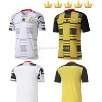 2021 Ghana Thomas Soccer Jerseys 2020-21 Casa Away Schlupp Kudus J.ayew Caleb Ekuban Samuel Owusu Camicia Jersey Football Uniform