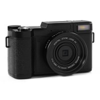 Elravike 24MP HD نصف DSLR الكاميرات الرقمية المهنية مع 4x تليفوتوغرافي فيش عريضة الزاوية عدسة الكاميرا ماكرو HD كاميرا Y1120