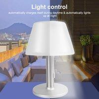 2021 Nouveau 10 Cour d'acier résistant à l'oxydation solaire à la lumière LED Home Usage Protection des yeux 2 Modes d'éclairage Patchs étanches BT5K