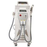OPT IPL RF ND YAG 레이저 Picosecond 다기능 페이셜 장치 미용 기계