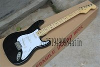 2021 Free shipping Str 6 string Stratocaster electric guitar in stock, S-S-S (noise reduction pick-up) guitar
