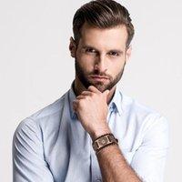 Charme pulseiras tecidas pulseira de couro largo homens punk ajustável liga lobo garra cowhide e acessórios tendência ornamentos decoração jóias1