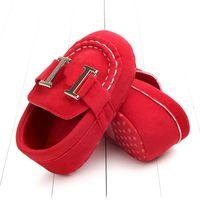 Moda Bebek Ayakkabıları İlk Walker Bahar Rahat Yenidoğan Erkek Sneakers 0-18 Ay