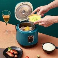 طناجر الأرز طباخ منزلي آلة الطبخ الكهربائية متعددة الحساء عصيدة البخار كعكة صانع الزبادي