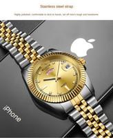 Gold Wlisth Uhr nicht echte Uhren Männer Wasserdichte Wolframstahl Wasserdichte Professionelle Tauch Armbanduhr Beste Verkauf Produkte