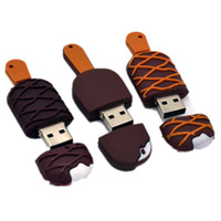 Ice Cream Chocolate Pen Drive 2. 0 Usb Flash Drive 32GB Usb F...
