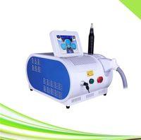 Yeni Salon Spa Kullanım Cilt Beyazlatma Temizleme Dövme Lazer Picosecond Makinesi