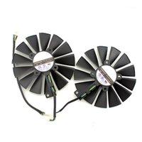 مراوح التبرعات FDC10M12S9-C تهوية VGA DE 12V 0.25AMP 95MM PARA ASUS Strix RX470 RX570 RX580 GTX 1050TI 1070 TI، VideoJuegos، 4 Pi1