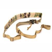 Accessori da caccia all'aperto 2 punti VTac Gun Belt Cintura regolabile QD Metal Fibbia Airsoft e Milsim Shooting Shooting Tactical 3 NW9SG