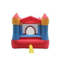 Funny Family Use Inflatable Castle Slide Price Garden Supplie Kids Playing Center Bounce House Moonwalk Bouncer Jumper Home Castles Happy Trampoline Jumping