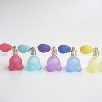 15ml Airbag coloré Parfum Vaporisateur gasbag Ballon parfum Atomiseur verre Essential bouteilles d'huile