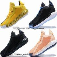 Homens Sneakers 46 Mulheres Tamanho dos EUA Trainers Brancos 13 38 Damian Clássico EUR Tripler Black Vi Sports 12 Sapatos de Basquete Dame 6 47 Mens Lillard 6s