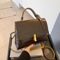 여성 복고풍 어깨 메신저 가방 고품질 디자이너 핸드백 레이디 satchels pu 가죽 작업 구매자 단일 크로스 바디 가방