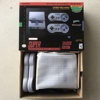 حار صغير لعبة التلفزيون وحدة التحكم يمكن تخزين 21 ألعاب الفيديو المحمولة لوحدات الألعاب NES مع صناديق البيع بالتجزئة حرة دي إتش إل