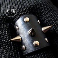 Hedgehog Guard Ring Femminile Autodifesa Dark Arma Delle Donne Anti Anti Wolf Prodotti Regolabile Versione aggiornamento