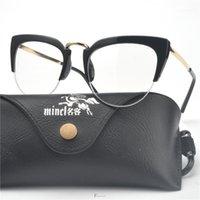 2020 جديد الضوء الأزرق حظر نظارات الديوبتر خمر النظارات الرجال لتصوير نظارات القراءة مع مربع FML1