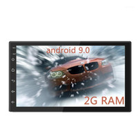 """2G Android 9.0 Auto DVD Player multimediale 7 """"2Din HD Autoradio WiFi USB FM RDS 2 DIN Car Stereo Radio GPS Navigation1"""
