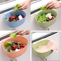 القمامة المطبخ يمكن البلاستيك التنظيف المنزلية الأثاث النفايات سلة بلون شنقا رفض بن لا غطاء نوم الحمام الباب 1 29qh g2