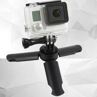 Cámara fotográfica accessorie mini universal portátil robusto trípode clip clip de teléfono digital selftimer monopod1