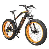2021 Cool E-bike Falcon Snowmobile Snelheid met LCD-scherm 5 PAS Electric Bike 48V 13AH 624W Sterke Li-ionbatterij met Long Endurance