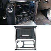Pour Toyota Land Cruiser Prado J150 2018-2020 Accessoires de voiture Central Control Cover Centre Console Console Cadre Cadre Cadre Cadre