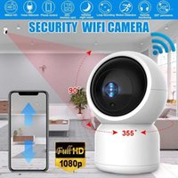 Wireless Camera Monitor HD Voice Motion Sensor Night Vision ...