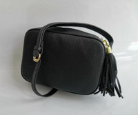Женщины высочайшего качества кожи Soho Crossbody Bag Disco Bag Bag Lychee кожа новый кошелек кошелек Tongluowan