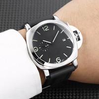 High Quality Luxury Mens Sports Watches Designer Quartz Military Watch Black Silicone Strap Male Clock Hot Items reloj de pulsera