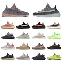israfil Boost v2 kanye west Cinder Static Luxury Designer Herren Damen Laufschuhe Rücklicht Desert Sage Earth Lundmark Mode New Sneakers Größe 48