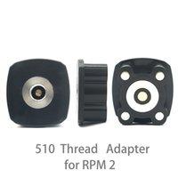 50 Piction Großhandel 510 Adapter Kompatibel für RPM2 RPM 2 Pod Kit 510 Stecker DHL frei