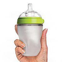 아기를위한 건강한 생활 환경을 구축하기 위해 맛없는 건강한 실리콘 우유 병. # plk
