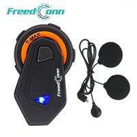 Casque Bluetooth Headset Bluetooth Headers Casque Bluetooth Kearers Parler Radio Bluetooth 4.1 imperméable 1000m1