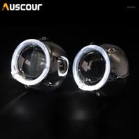 Другая система освещения 3.0 дюймов Bi Xenon HID автомобильный проектор объектива подходит для H1 H4 H7 фар фар лампы лампы лампы сборки набор укладки модификации1