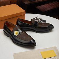 ¡Nuevo! Hombres de alta calidad Boda Oxfords Zapatos formales para hombre Zapatos de vestir Schuhe Herren Sapato Masculino Monje Social Strap Loafer 38-46