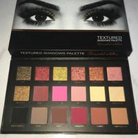 Frete Grátis Eye Shadow Palette 18 Cores Shimmer Matte Sombra Pro Olhos Maquiagem Cosméticos Eyeshadow 3 Pçs / lote