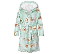 Niños Pijamas Niños Bebé Animal Monos Pink Flower Pijama Sleepwear Girls Cosplay Pijama