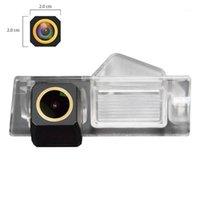 Câmeras traseiras do carro Câmeras Estacionamento Sensores HD 1280x720P Camera Golden Reversing Backup à prova d'água (KL) / Limited 5th1