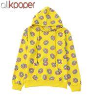 Allkpoper KPOP got7 Hoodies Mark Gerade Right Donut Hoodie Jung Kook Sweathirts Exo Hoodies Sweatshirt Kai Sudadera Mujer 201106