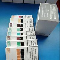 Yeni Ambalaj Tek Kullanımlık Vapes Pod Kartuş Vape Pods için Uyumlu Boş Doldurulabilir Puf Bar VGOD Stig Kiti 8 Renkli