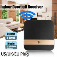 Smart WiFi Wifi Doorbell Porte carillon de carillon Ding-Dong Vidéo Porte Bell Bell1