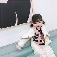 جديد أزياء أطفال إلكتروني طفل رضيع فتاة وشاح شال الأطفال يلتف 22 * 140 سنتيمتر