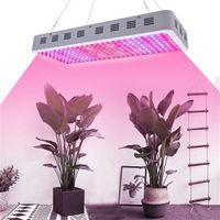3000W 듀얼 칩 380-730nm 정사각형 전체 빛 스펙트럼 LED 식물 성장 램프 화이트 프리미엄 소재 성장 조명